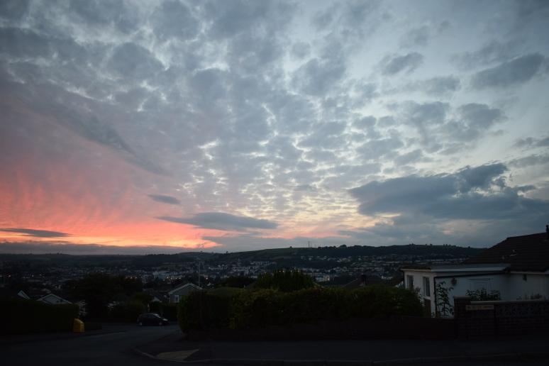 Carmarthen Sky